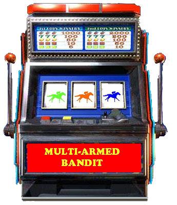 Multi-armed-bandit